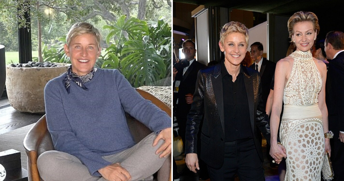 ellen5.png - Ellen DeGeneres Is 'At The End Of Her Rope' As Rumors She Is 'Mean' Are Still Not Passing