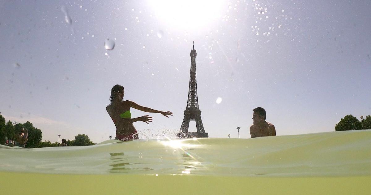 ete 2020.png - Selon les météorologues, l'été 2020 s'annonce encore plus chaud que d'habitude en Europe