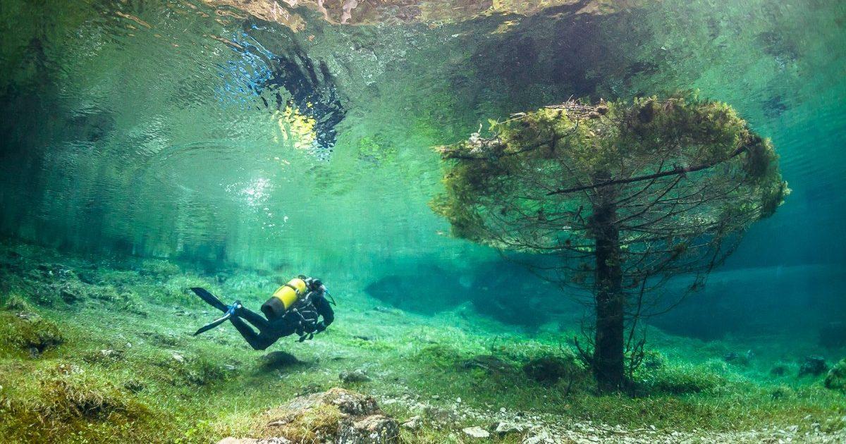 lac gruner see marc henauer e1590773113914.jpg - Autriche: Il existe un endroit qui est un parc en hiver et un lac en été