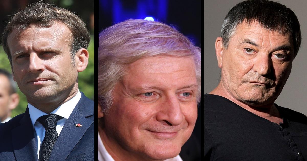 mm.jpg - Présidentielle 2022: Patrick Sébastien est en colère contre Jean-Marie Bigard