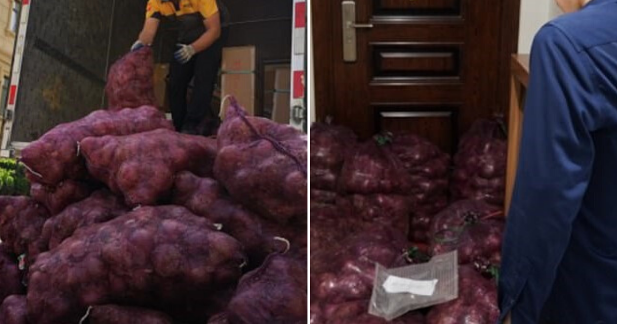 onions5.png - Cry Hard With A Vengeance! Woman Sends A Ton Of Onions To Cheating Ex-Boyfriend