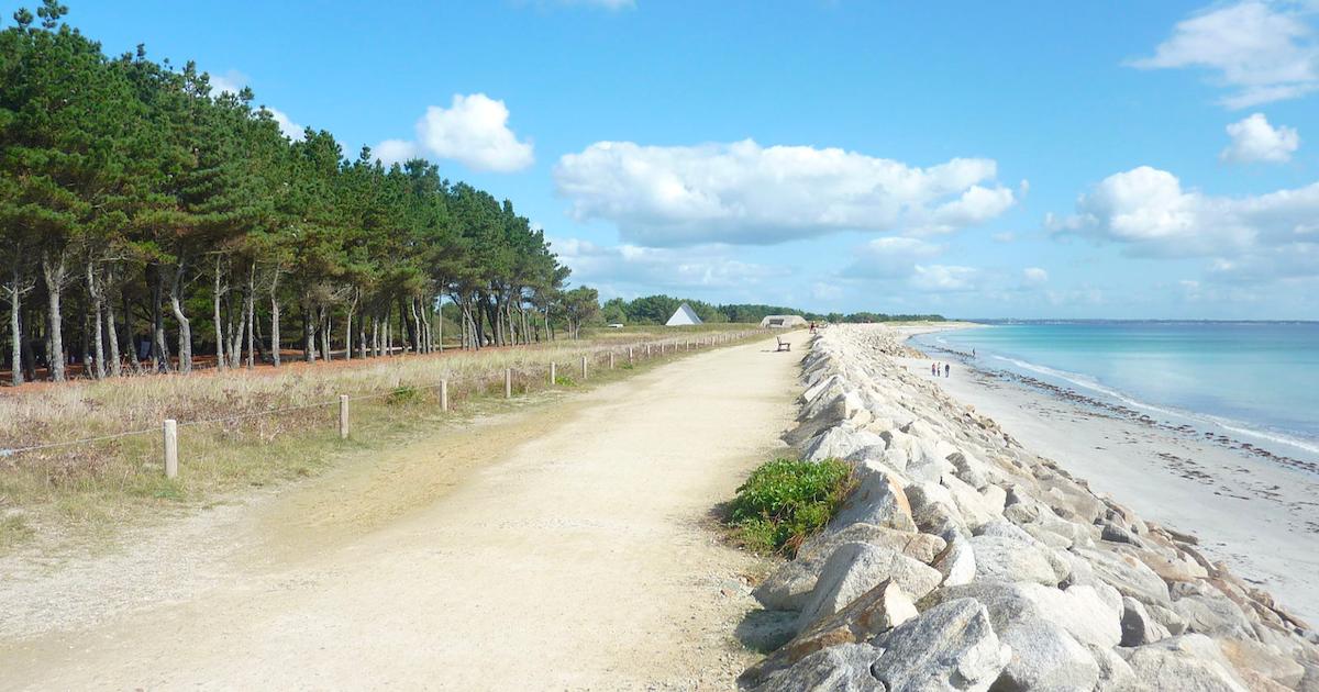 plages finistere.png - Une commune du Finistère prolonge l'interdiction d'accès à certaines plages jusqu'à la fin de l'été