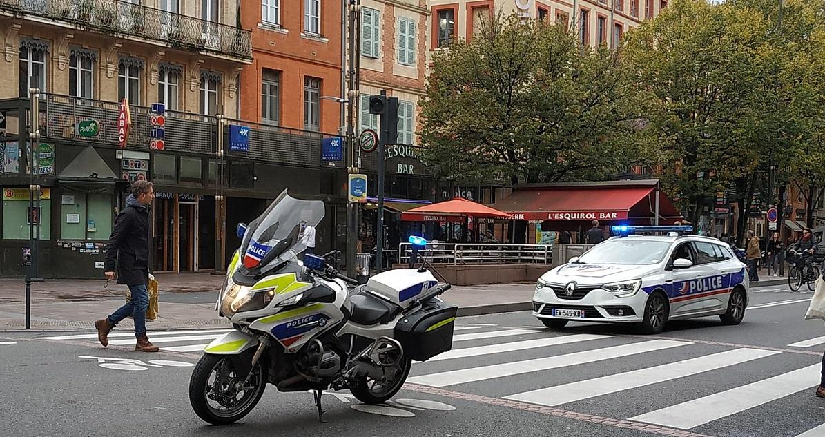 police 8.jpg - Toulouse: un ado de 15 ans a été agressé à la machette et au club de golf