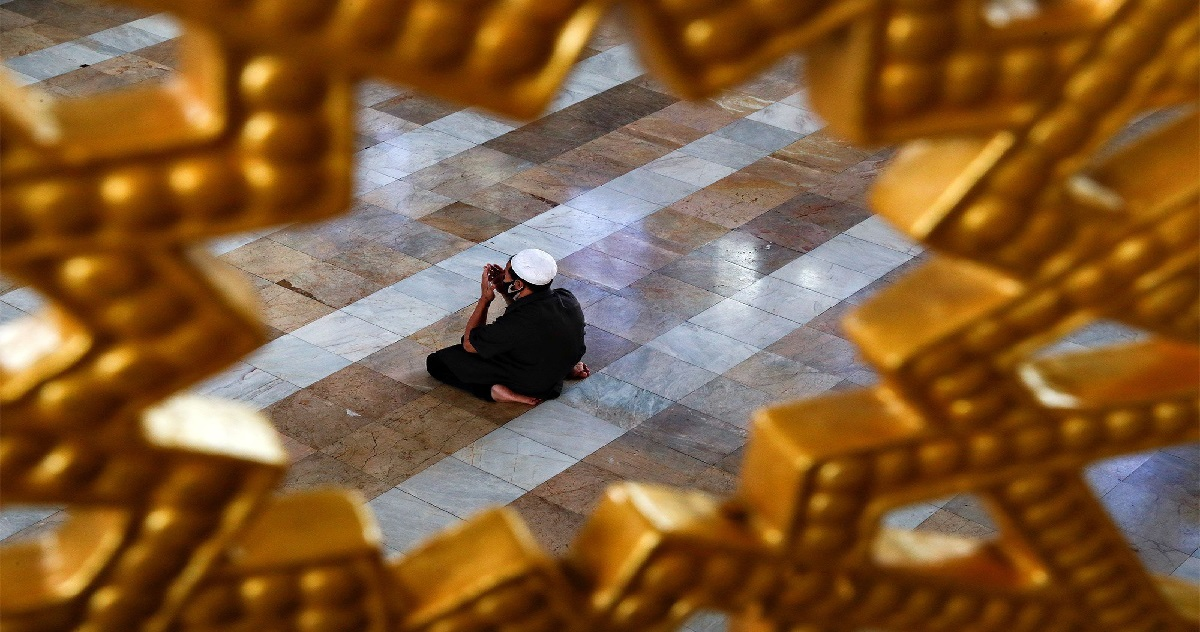 ramadan.jpg - Ramadan: la fête de la rupture du jeûne, l'Aïd el-Fitr, est fixée à dimanche