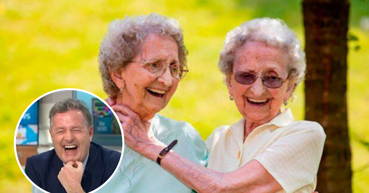 twins5 1.png - Identical Twins Lilian And Doris, 95, Revealed Their 'Wild' Secret To A Long Life