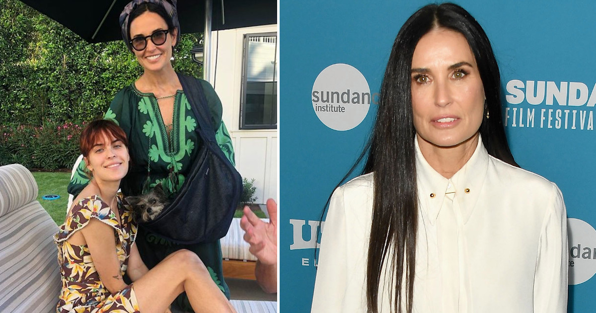 untitled 112.jpg - Demi Moore's Daughter Tallulah Revealed Why She Didn't Talk To Her Mother For Three Years And How They Reconciled