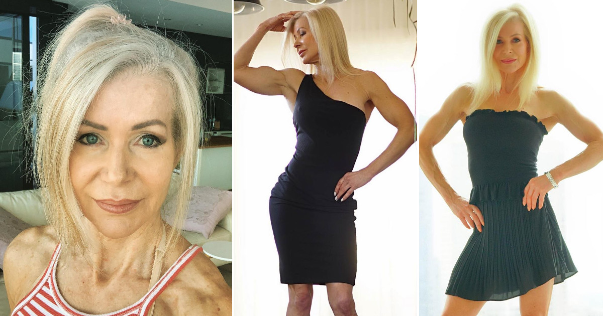 untitled 114.jpg - 63-year-old Woman Revealed How She Manages To Stay Youthful At 63