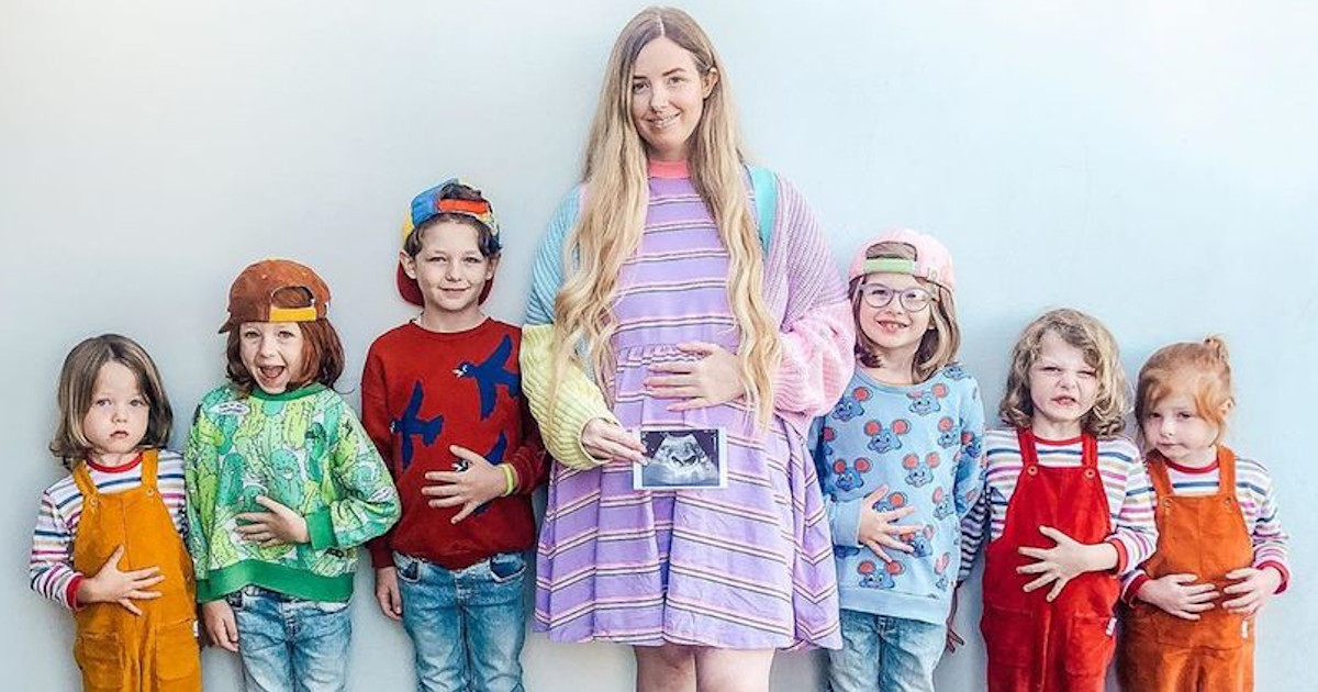 untitled 128.jpg - Mother Who Is Expecting Her Eighth Child Is Excited To Keep On Growing Her Family