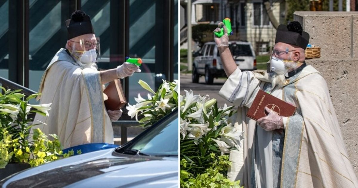 untitled design 36.jpg - Priest Went Viral After Using Toy Gun To Squirt Holy Water At Churchgoers
