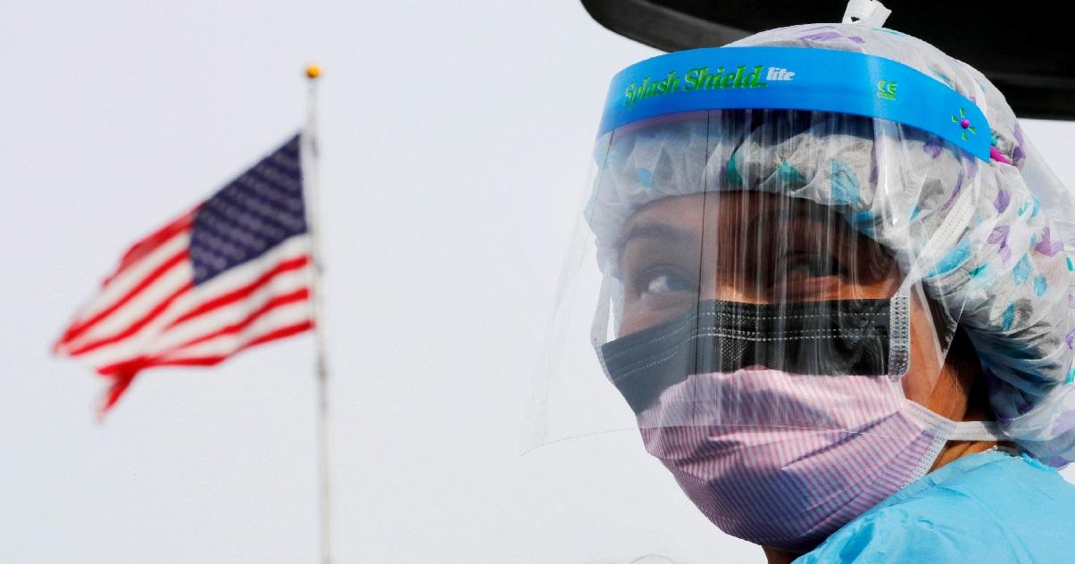 usa 1.jpg - Coronavirus: selon une étude, 36.000 vies auraient pu être sauvées aux États-Unis