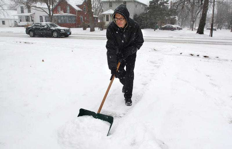 Snow blankets DeKalb County with more expected later this week ...