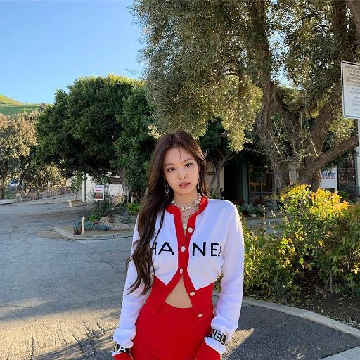 블랙핑크 제니 인스타그램 - 연예인