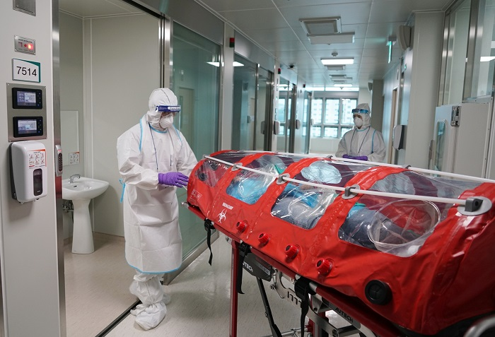 MEDI:GATE NEWS : 코로나19 첫 의사 사망자 발생