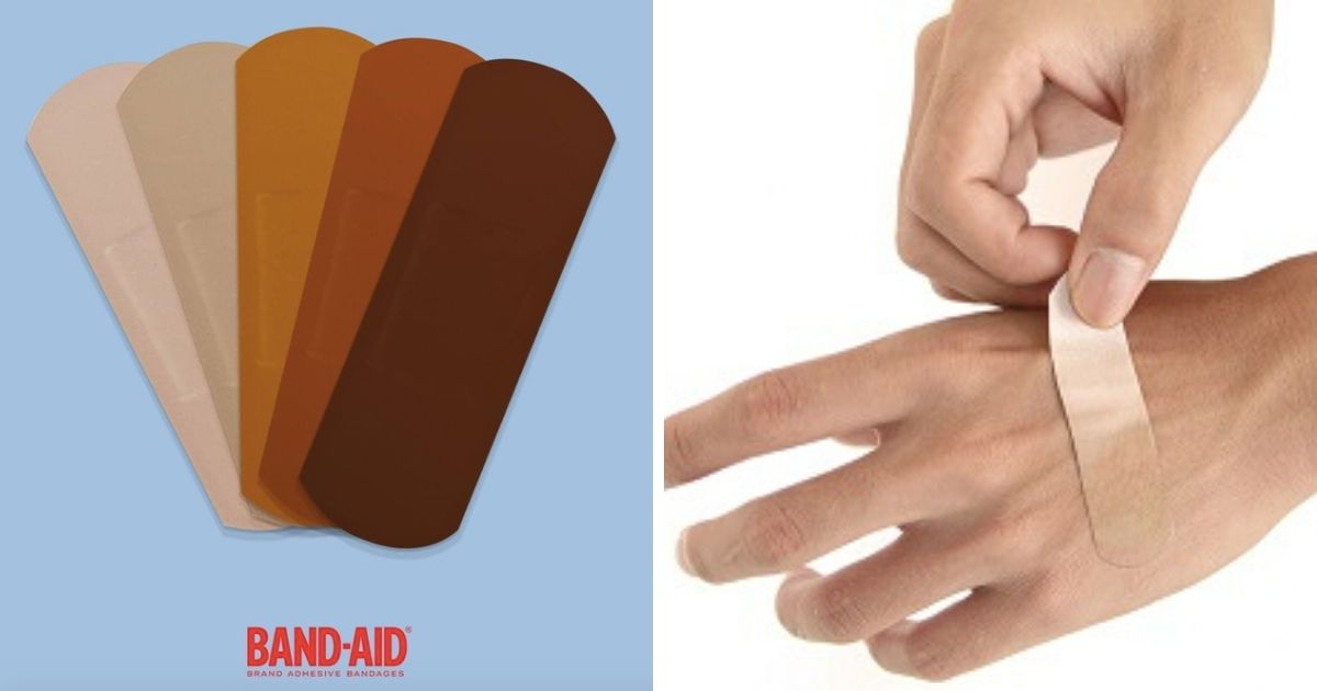 6 30.jpg - Band-Aid Will Make Brown & Black Toned Bandages That Embrace The Beauty of Diverse Skin