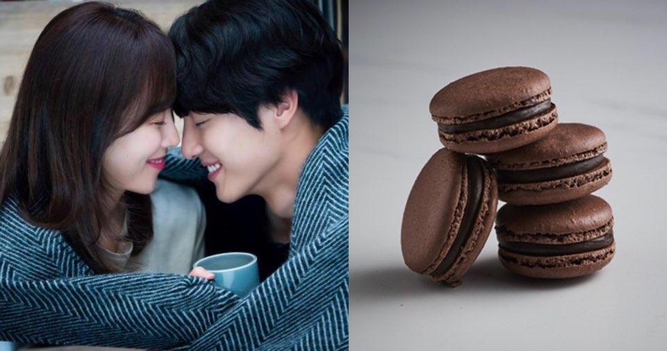 kakaotalk 20200603 182834433.jpg - 오늘(3일)은 사랑하는 여자친구에게 달달함을 선물해 줄 수 있는 '초콜릿 마카롱 데이'다