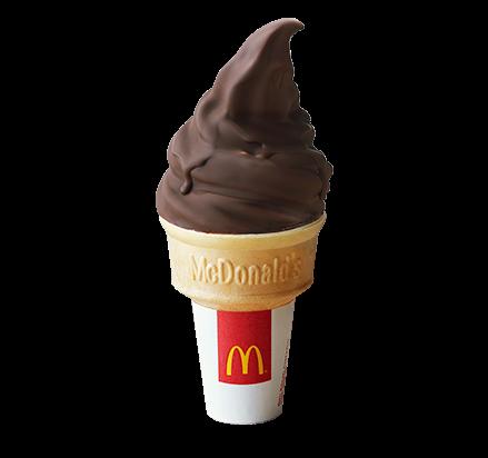 맥도날드 초코콘, 흘러내림에 대한 연구 / 해결 방안 : 네이버 블로그