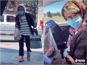 Teens dressing up as grandmas on TikTok to buy alcohol - Insider