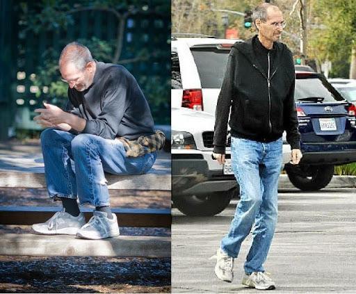 Steve jobs last photos