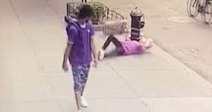92-Year-Old Woman Brutally Knocked to the Ground in Broad Daylight - News 24/7