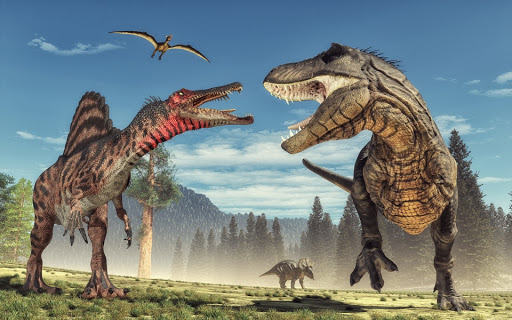 육식 공룡의 식단 - 이웃집과학자