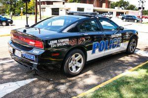 Policía Patrulla Patrullaje Oxford Mississippi Estados Unidos Foto de stock y más banco de imágenes de Aire libre - iStock