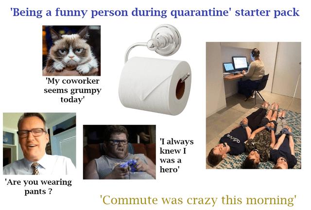 starter pack memes