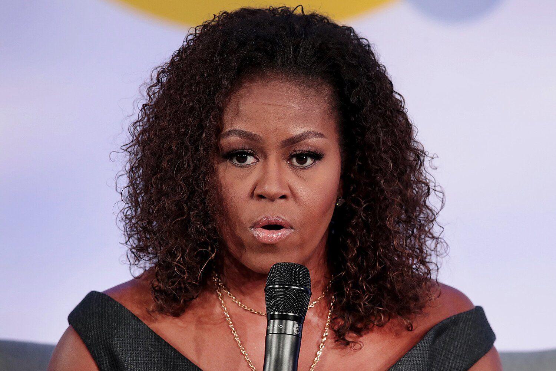 Michelle Obama Recalls Putting Her