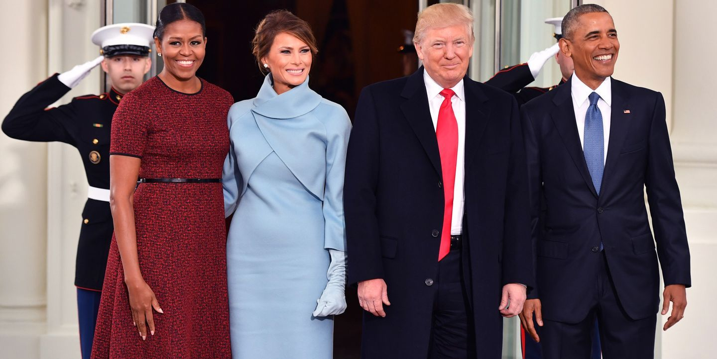 Michelle Obama on Welcoming Melania Trump to the White House in 2016