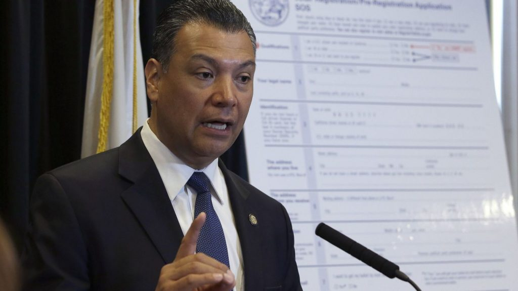 Alex Padilla is the clear choice for California
