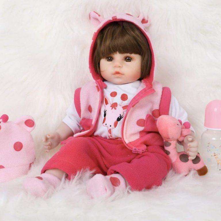 Muñeca Bebe Real Realista Rebonrn 40.64 cm | Éxito - exito.com