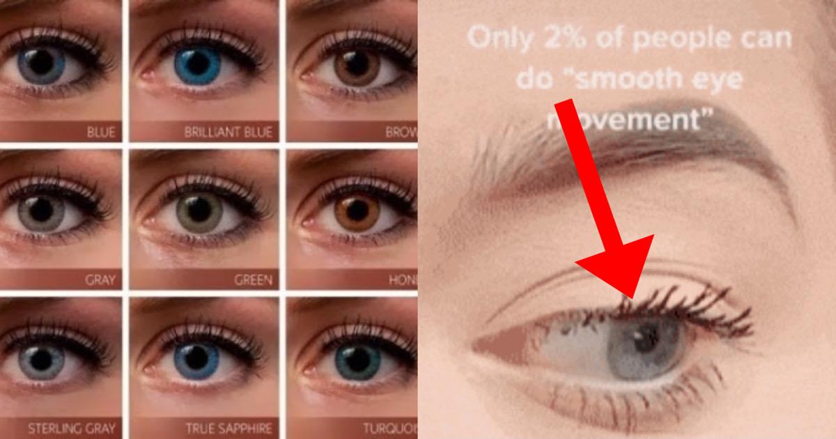 """a1f66a57 a30c 4f6d 82da 04eb2dc57c9d.jpeg - """"이렇게 눈 움직일 수 있는 사람?""""…전세계에서 단 2%만 가능하다는 눈 움직임.gif"""