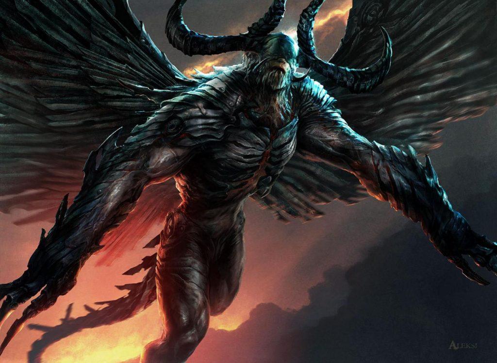 strongest demons