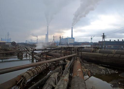 Resultado de imagen de ciudad de Dzerhinsk, Rusia