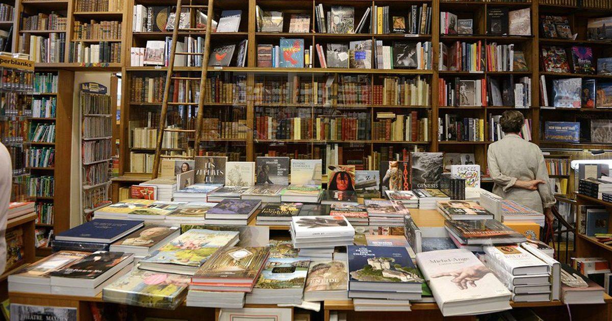 les echos e1614362548844.jpg - Les librairies sont désormais classées comme commerces essentiels