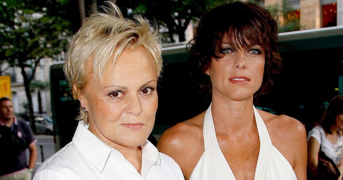 vonjour1 1.jpg - Muriel Robin s'est mariée avec Anne Le Nen