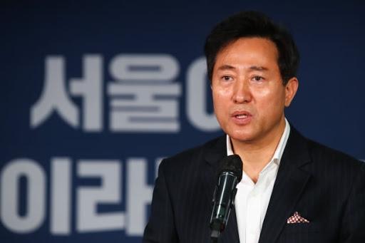 서울시장 야권 단일후보에 오세훈 - TBS