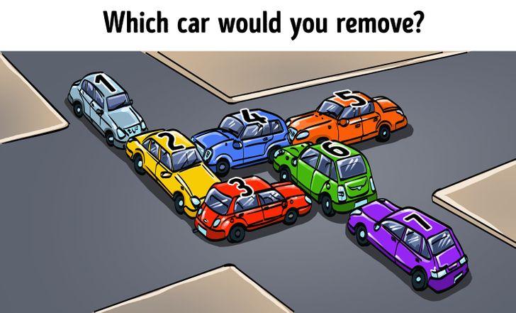 traffic car riddle