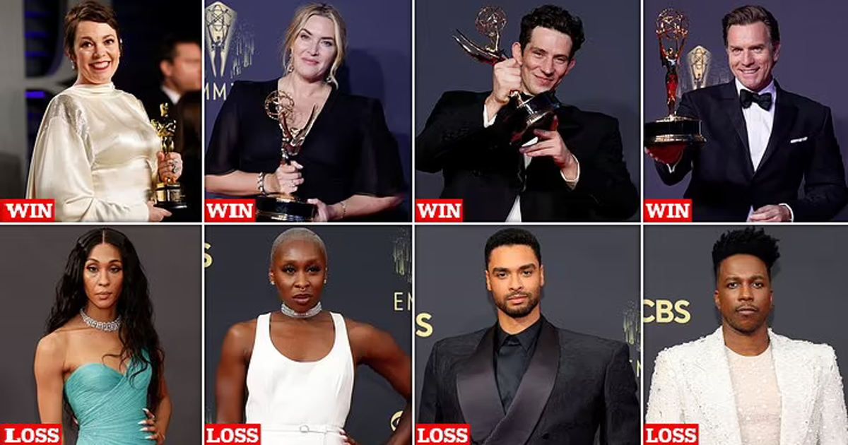 1 63.jpg - Emmy Awards SLAMMED As 'Disgraceful' After ALL 12 Acting Prizes Go To White Actors Despite Record-Breaking Diverse Nominees