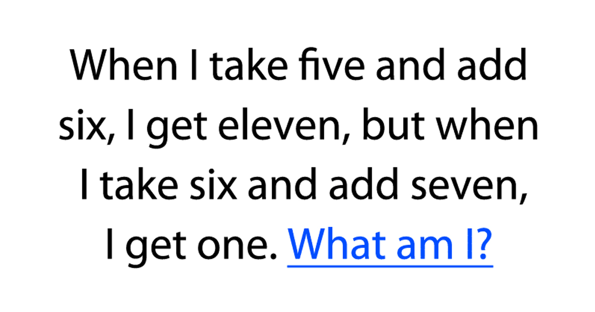 2 1 1.jpg - Here's A Riddle That's Driving People Insane! Can You Solve This?