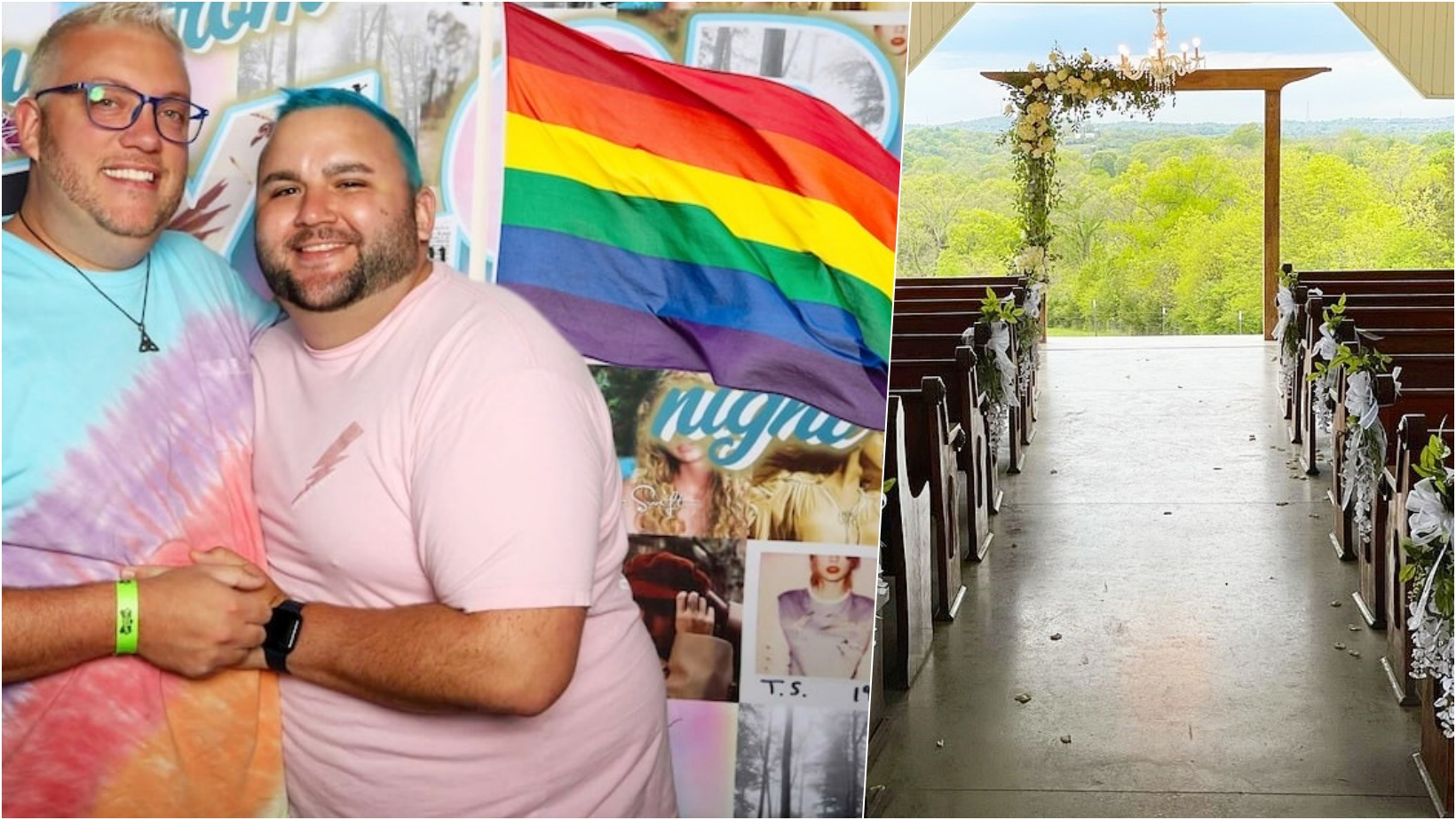 """6 facebook cover 30.jpg - Gay Couple Who Were Denied From A Wedding Venue Because Of The Owner's Religious Beliefs Blast The """"Bigoted"""" Business"""