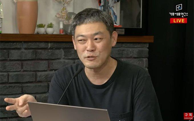 """김용호 """"박수홍, 나 고소한 것 책임져야…위증하면 큰일 난다"""" - 머니투데이"""