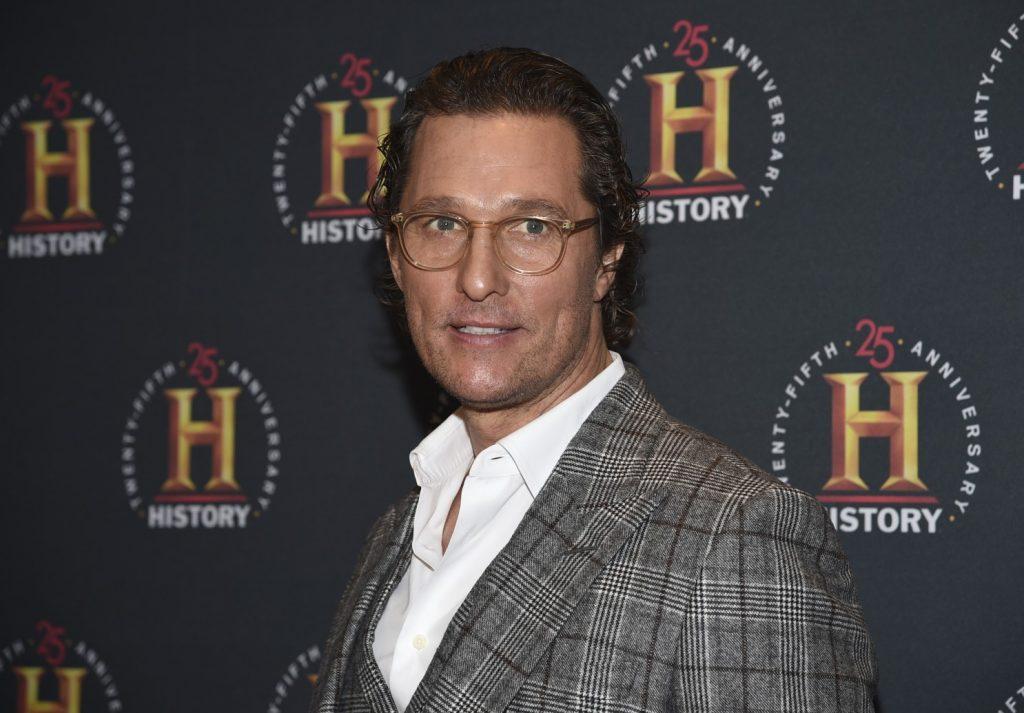Matthew McConaughey: The 'illiberal left' is too arrogant - Los Angeles Times