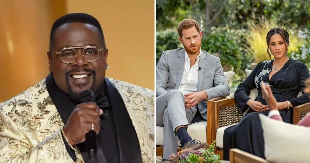 cedric3.jpg - Emmy Awards Host Cedric The Entertainer Pokes Fun At Prince Harry, Meghan Markle And The Royal Family