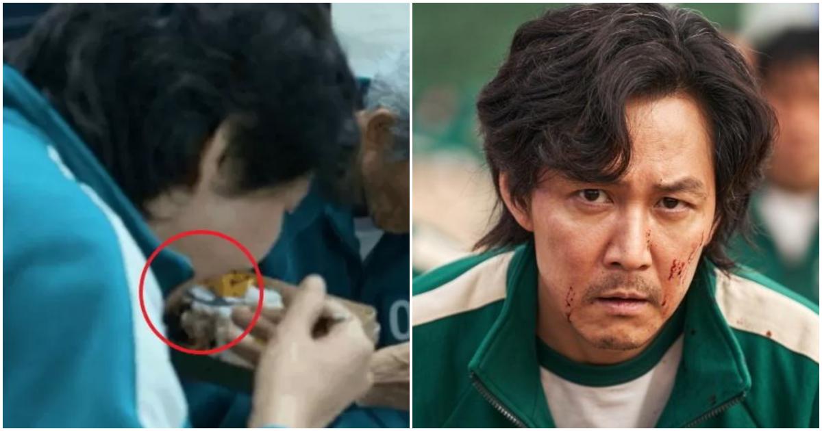 "collage 533.png - ""저걸 연기한 거냐""며 현재 이정재가 오징어게임에서 시청자들 쥐도 새도 모르게 속였다는 장면"