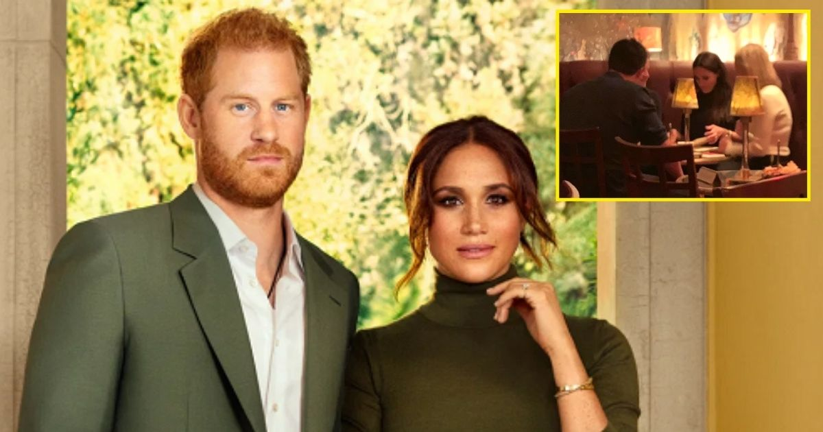 couple6.jpg - Prince Harry And Meghan's BIG Night Out! Duke And Duchess Enjoy Drinks At A Bar With Friends Mikey Hess And Misha Nonoo
