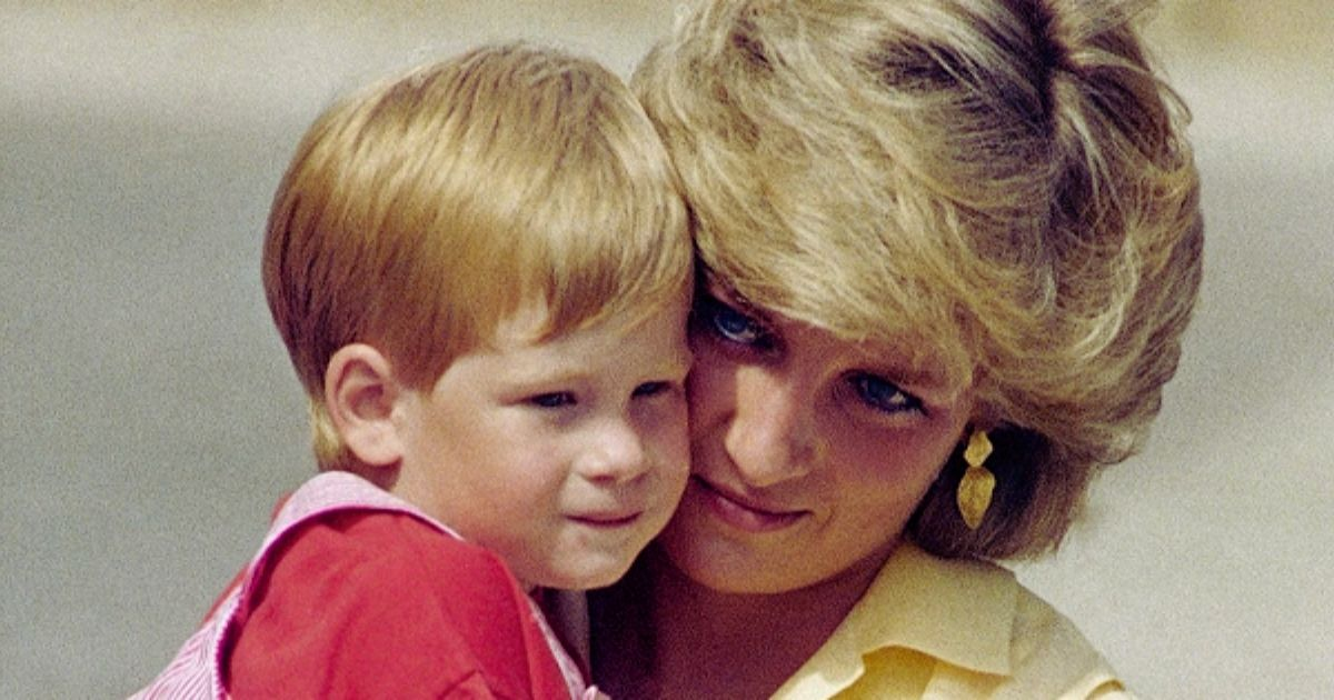 diana5.jpg - Prince Harry Received FINAL Gift From His Late Mother Princess Diana – As Requested In Her Will