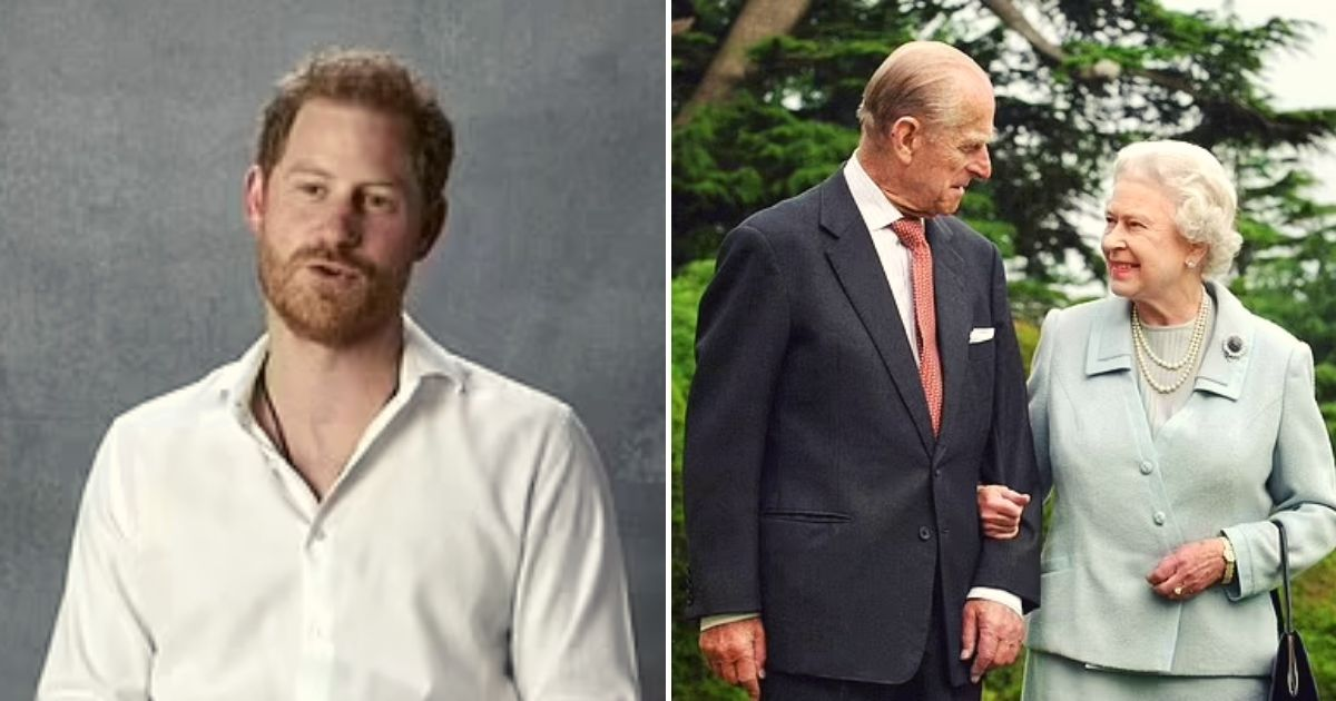 harry2.jpg - Prince Harry Is Slammed When He Paid Tribute To The Queen And Late Prince Philip After Months Of Publicly Criticizing The Firm