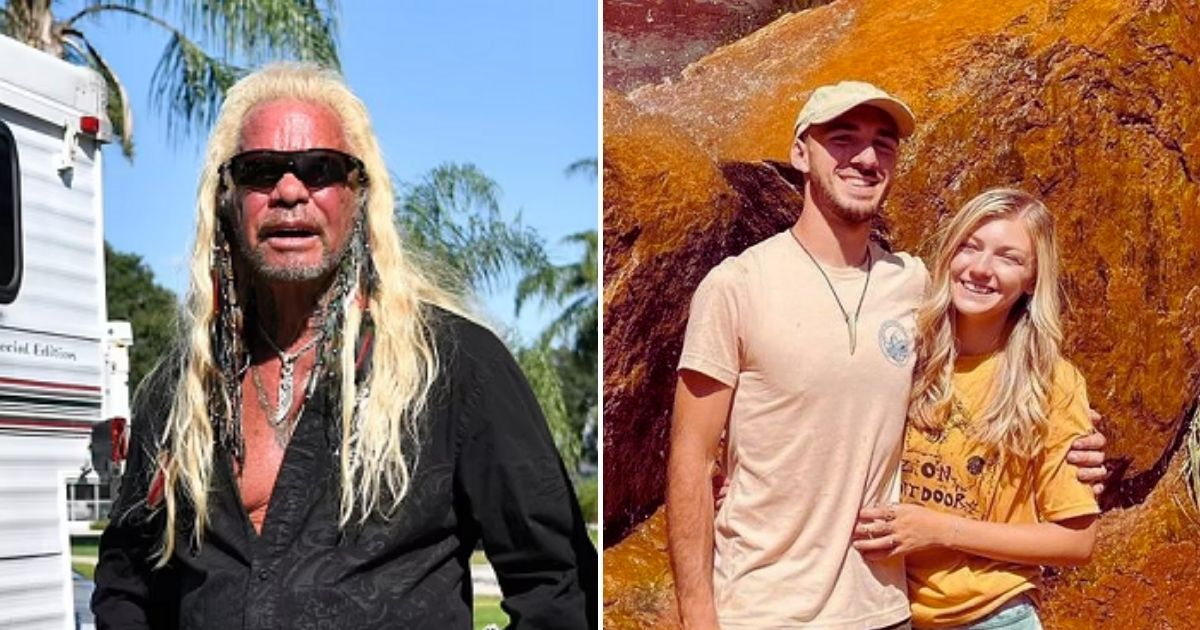 hunter3.jpg - Dog The Bounty Hunter Joins The Hunt For Missing Brian Laundrie And Makes A Vow 'I Will Find Him'