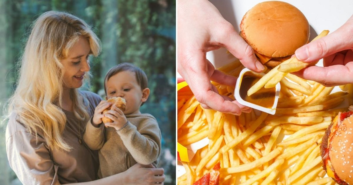 mcdo5.jpg - Mother Sparks Debate After She Admitted That She Feeds 'My 6-Month-Old Baby McDonald's Food And Don't See What The Problem Is'