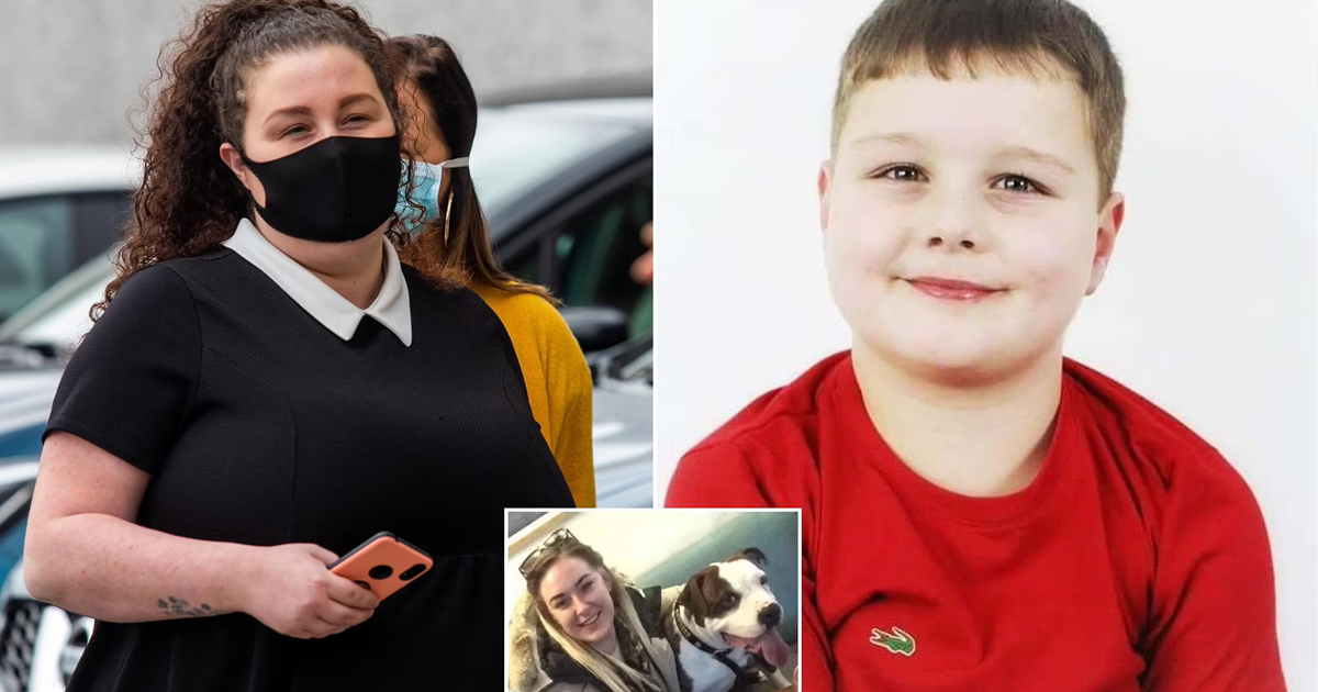 q5 43.jpg - GIANT American Bulldog Mauls 9-Year-Old Boy To Death After Mum Leaves Him Alone In Caravan To Enjoy Drinking Binge